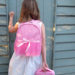 Ballet Tutu backpack and lunchbag
