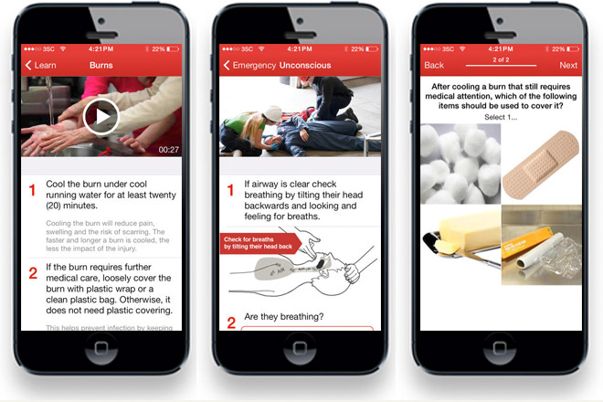FirstAidApps_AustralianRedCross